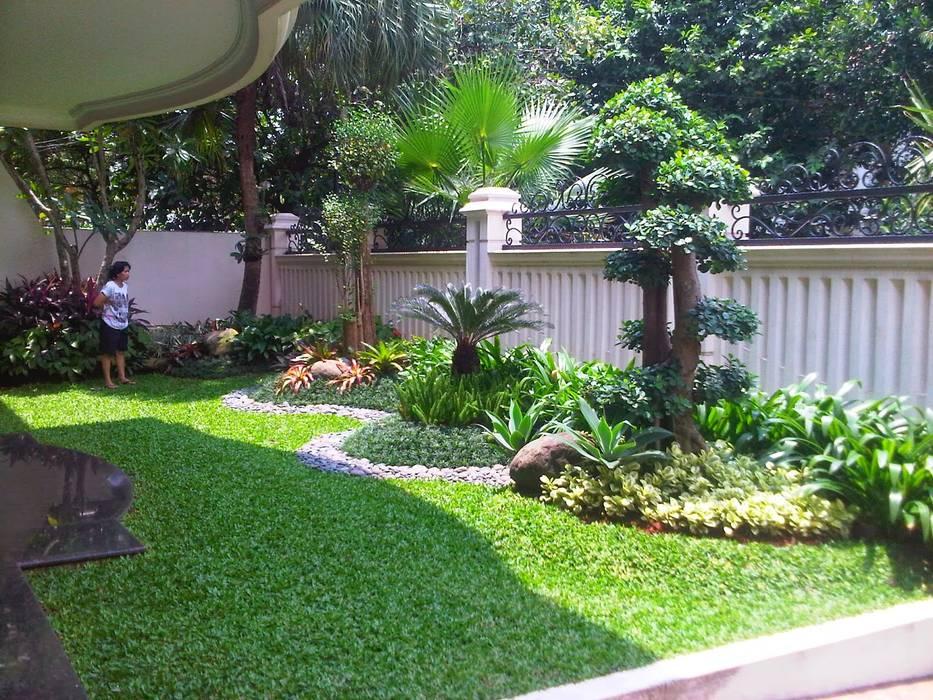 TUKANG TAMAN JAKARTA TIMUR || TUKANG TAMAN PASAR REBO Tukang Taman Jakarta Taman Klasik Batu Green