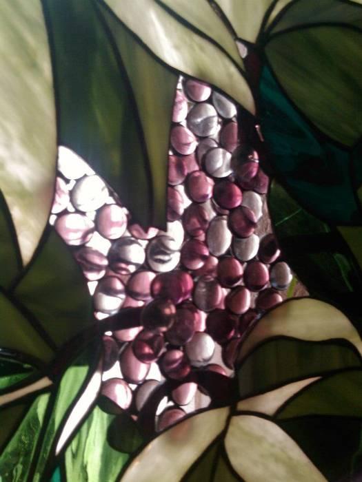 MKVidrio Interior landscaping Glass Green
