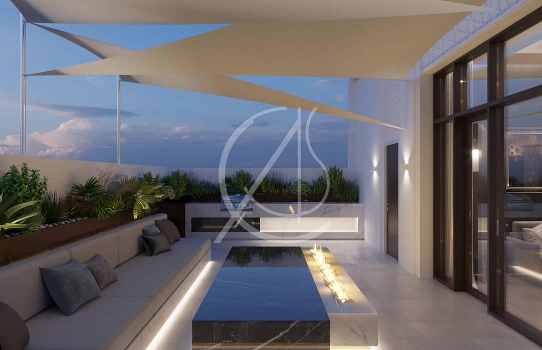 by Comelite Architecture, Structure and Interior Design Classic