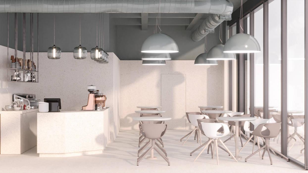 cafe design türkü şat Minimalist