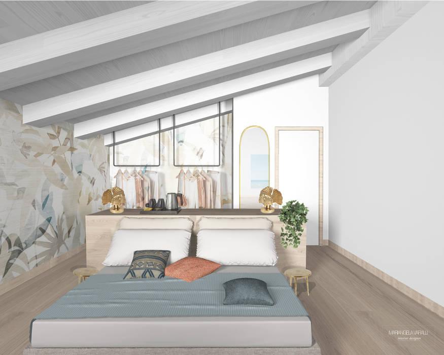 B B Multicolor Mariangela Varalli Interior Designer Camera Da Letto Piccola Homify