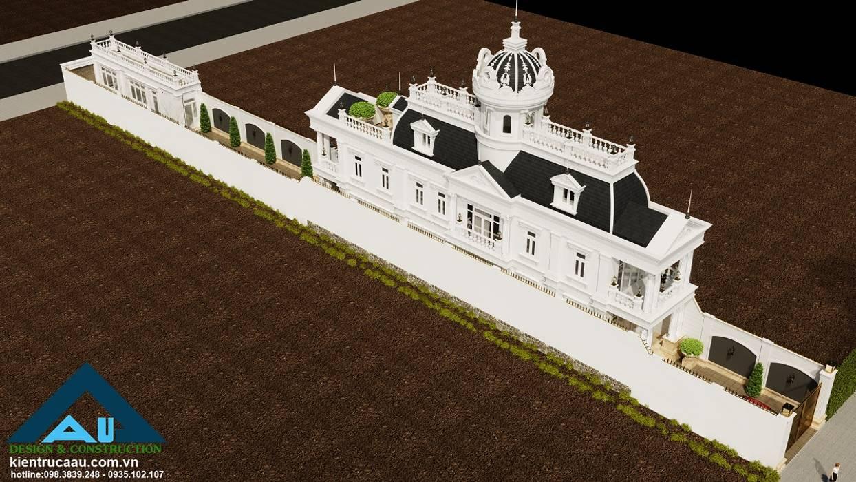 Công ty Kiến trúc Á Âu Villa