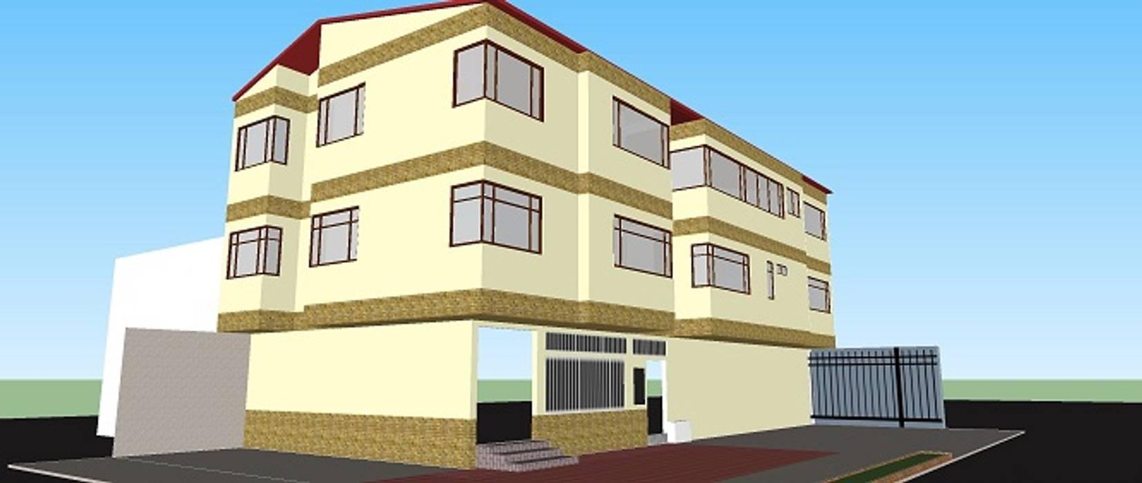 Diseño previo - Render 1 PyH Diseño y Construcción