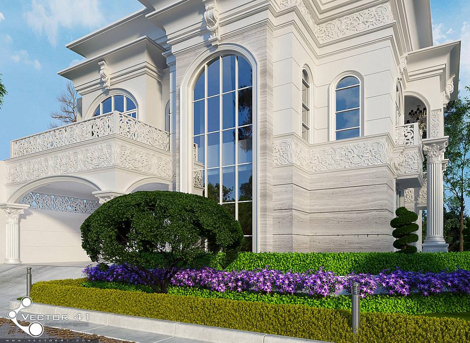 Design Classic Modern PT. Vector 41 Rumah Klasik