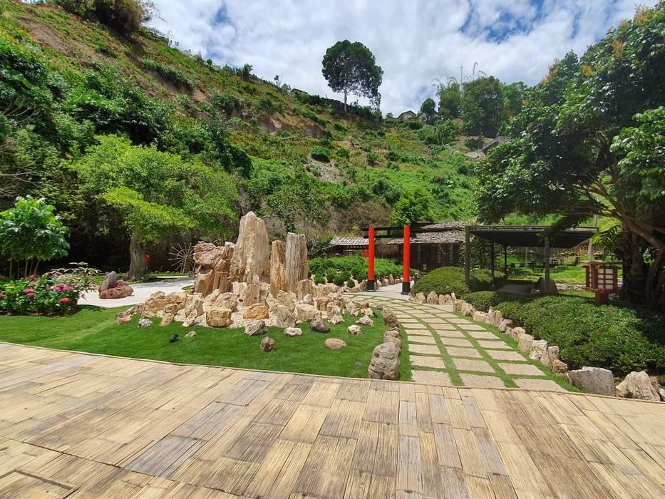 Beta Landscape Indonesia Gastronomy