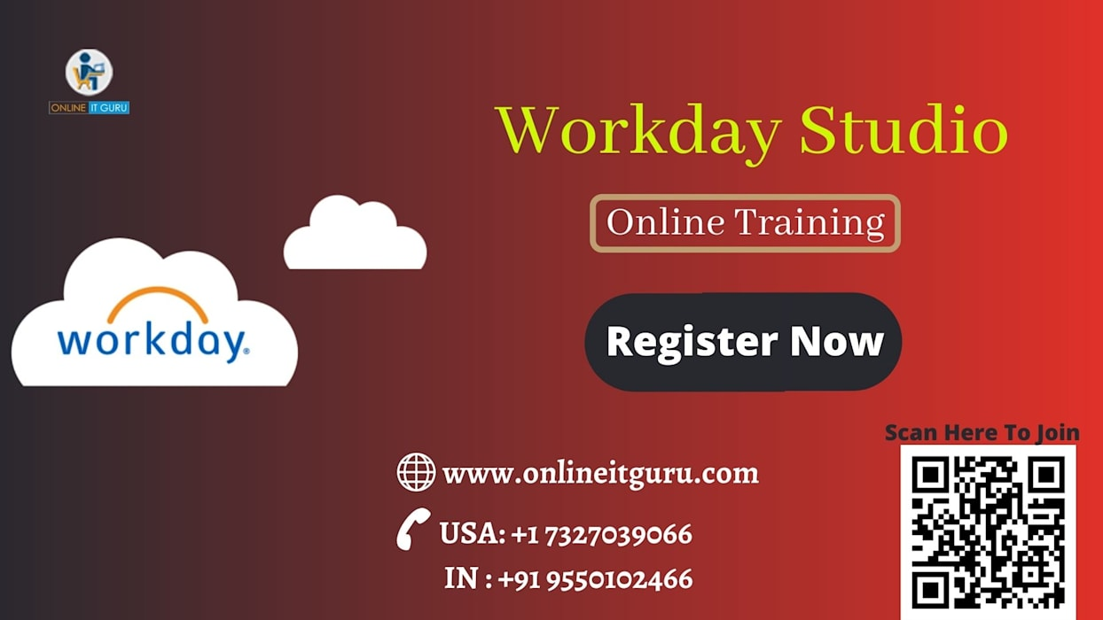 Workday Studio Online Training   Workday Studio Training India workday online integration course hyderabad Study/officeStorage