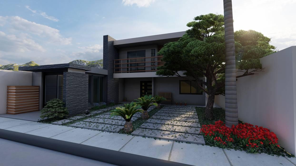 Dacsa Reynosa Condominio Cemento Verde