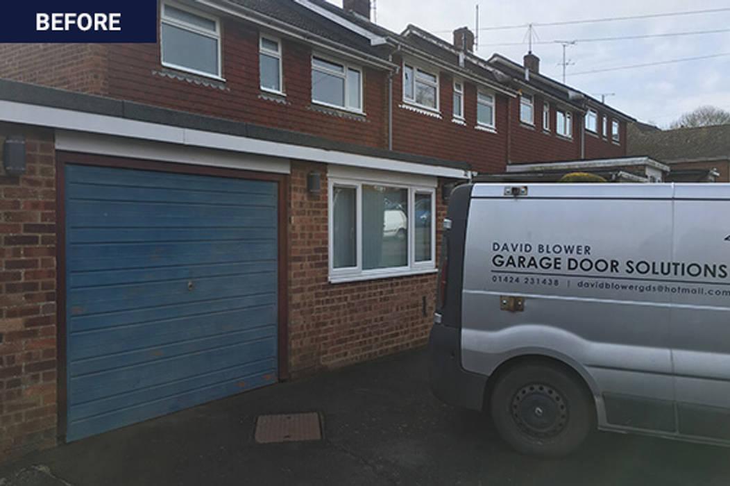 Unbeatable Garage Doors East Sussex in East Sussex David Blower Garage Door Solutions Modern style doors