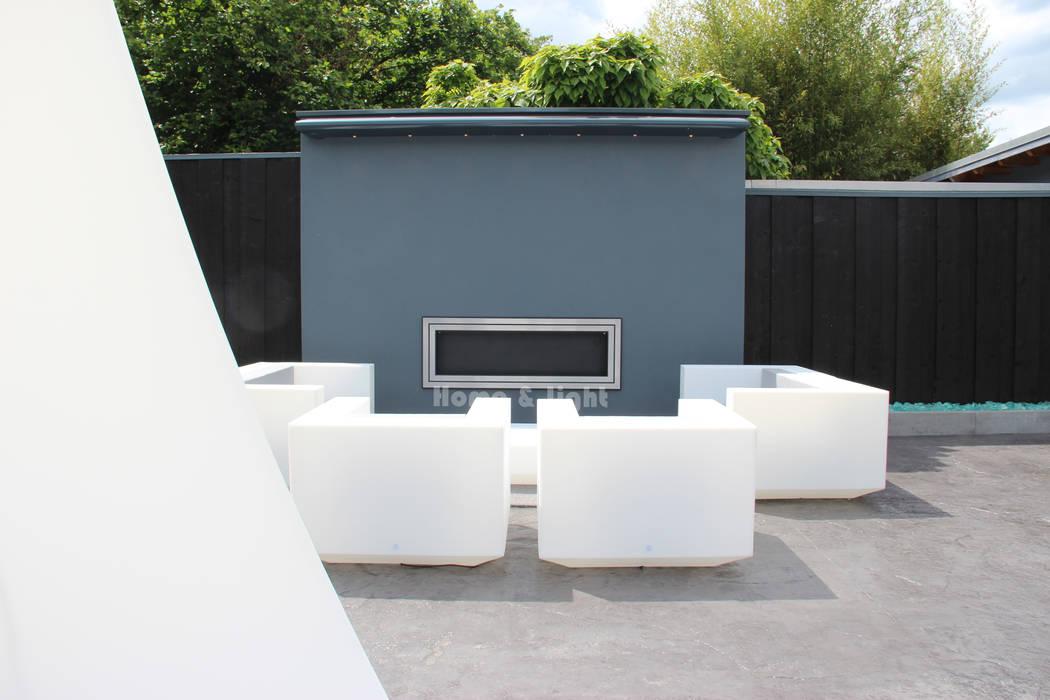 Home & Light Garden Furniture Synthetic