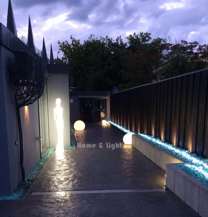 Home & Light Garden Lighting Synthetic