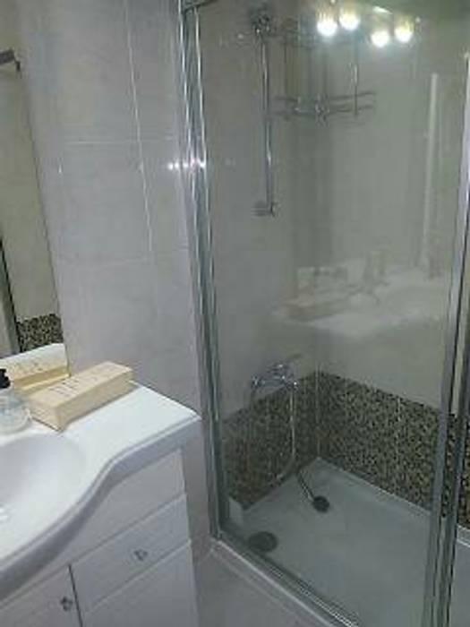 Canoarte, Lda Modern bathroom Tiles Brown