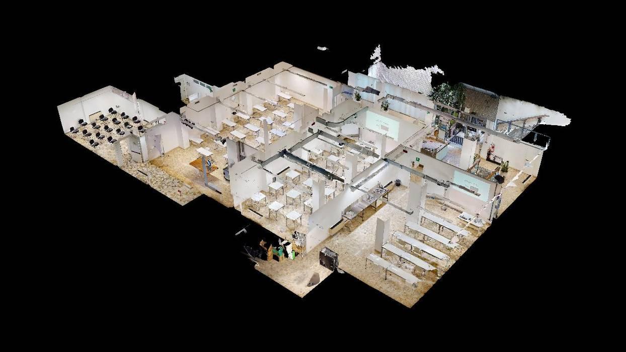 Spazio Cantoni - Virtual Tour 3D Immobilinvolo Milano