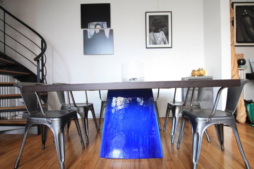 Salle à manger Salle à manger moderne par SAB & CO Moderne