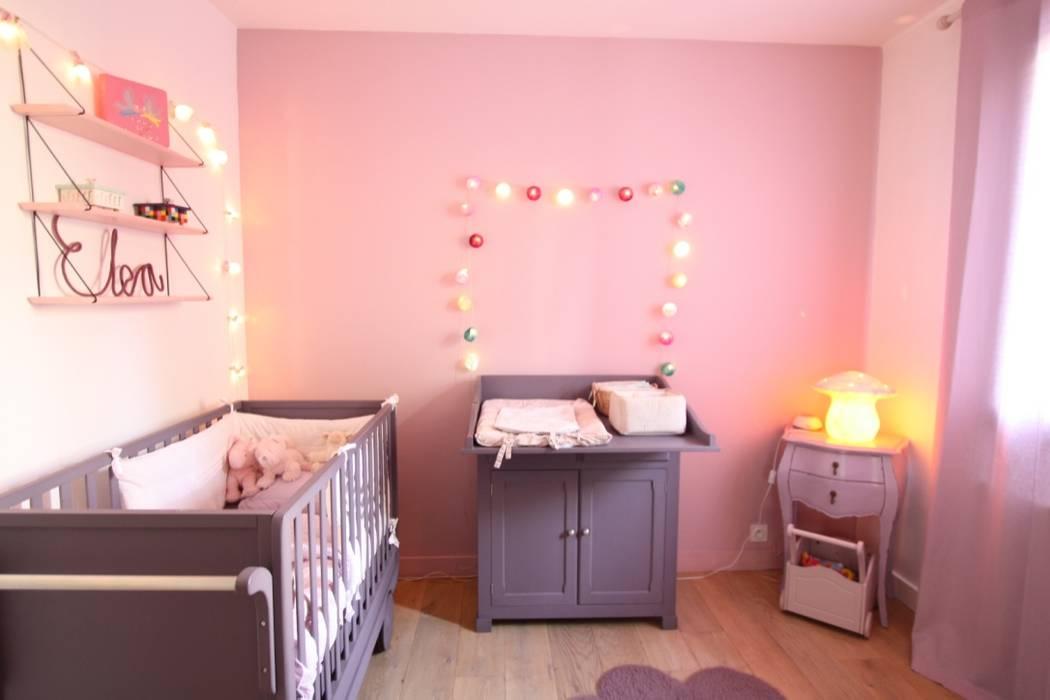 SAB & CO Modern nursery/kids room
