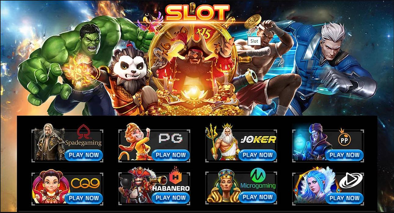 Jenis permainan judi slot online di OVODEWA