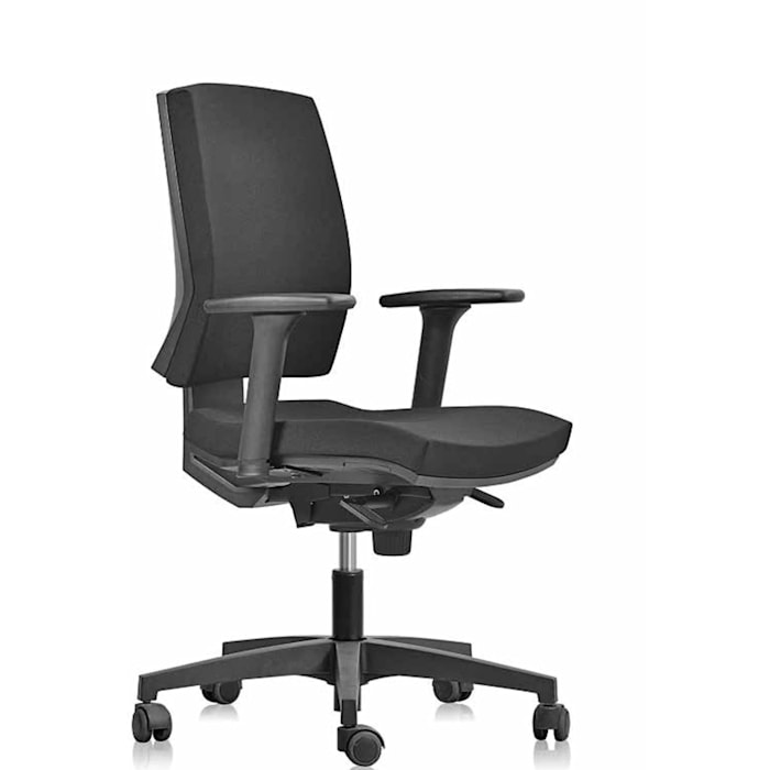 Jump upholstered office armchair by Colombini Casa My Italian Living Office spaces & stores