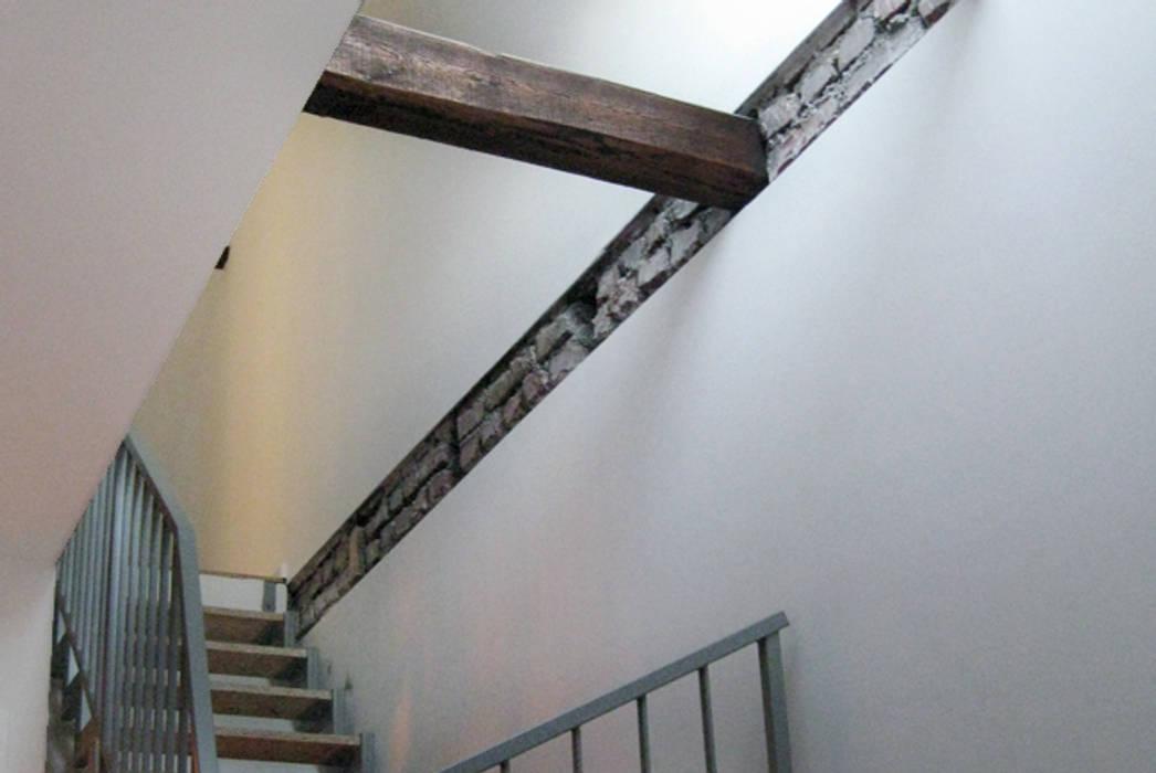 Freilegung von alten Materialien Scholz & Ko InnenArchitekten Dach