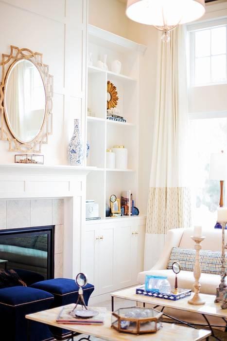 Eva Mª Galera Living roomFireplaces & accessories