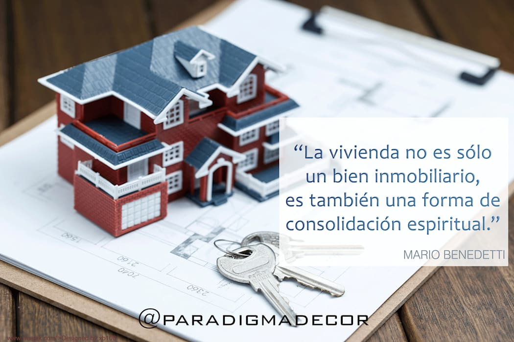 Paradigma Decor Rumah tinggal