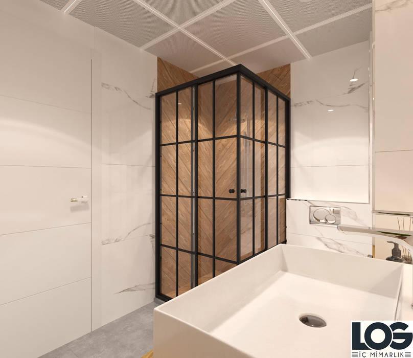 Banyo / Wc LOS İç Mimarlık Modern Banyo