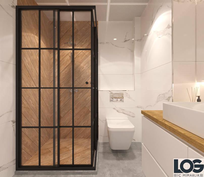 Banyo / Wc Modern Banyo LOS İç Mimarlık Modern