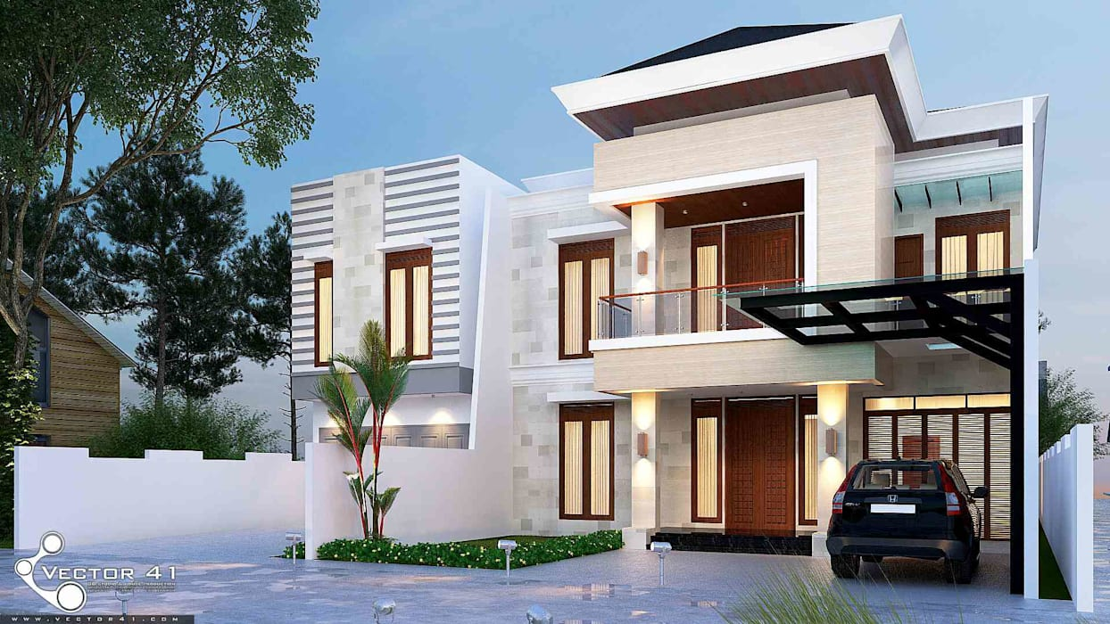 VECTOR41 Multi-Family house
