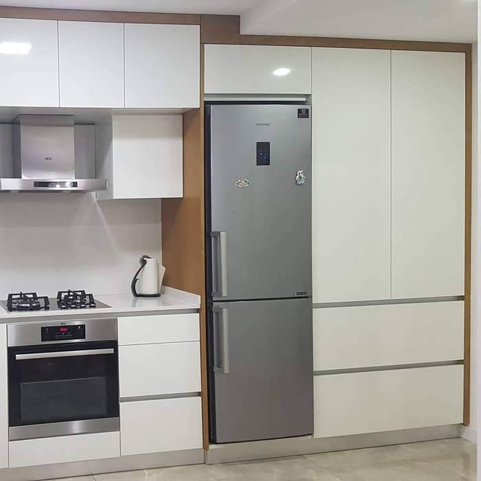 ADN Furniture KitchenCabinets & shelves White