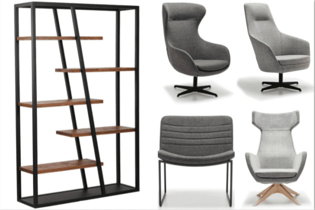 Office furniture SG International Trade Office spaces & stores