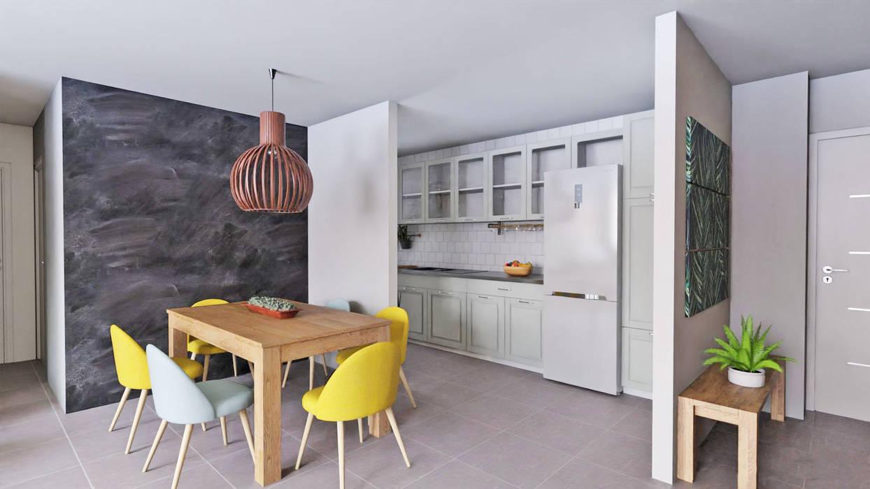 Comedor - Cocina Gabi's Home