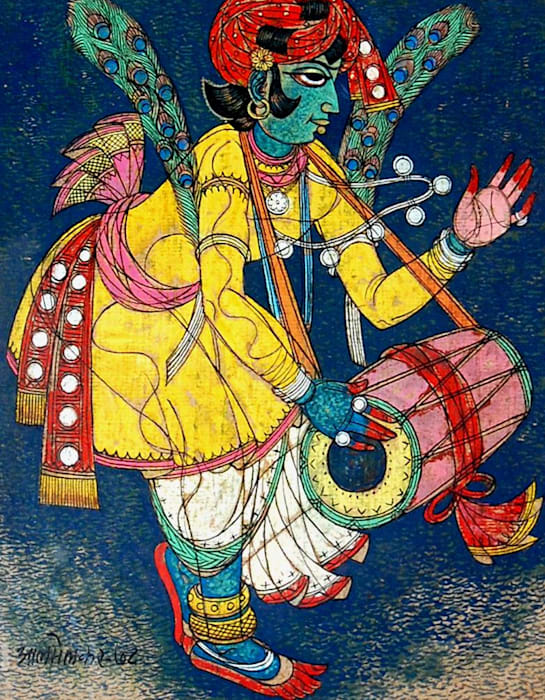 Musician Indian Art Ideas ArtworkPictures & paintings