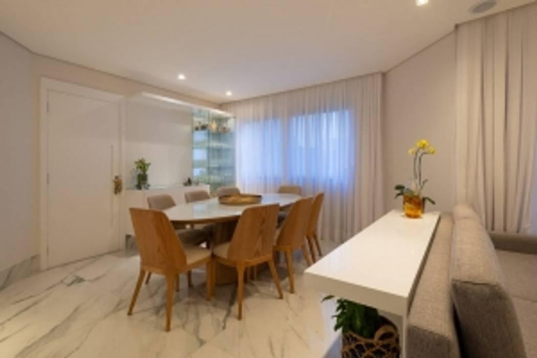 Spazhio Croce Interiores Dining roomTables Kayu Grey
