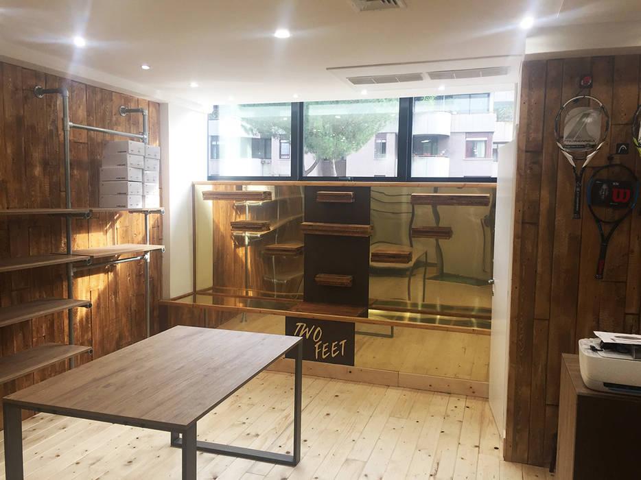 Donkey Design Oficinas y tiendas