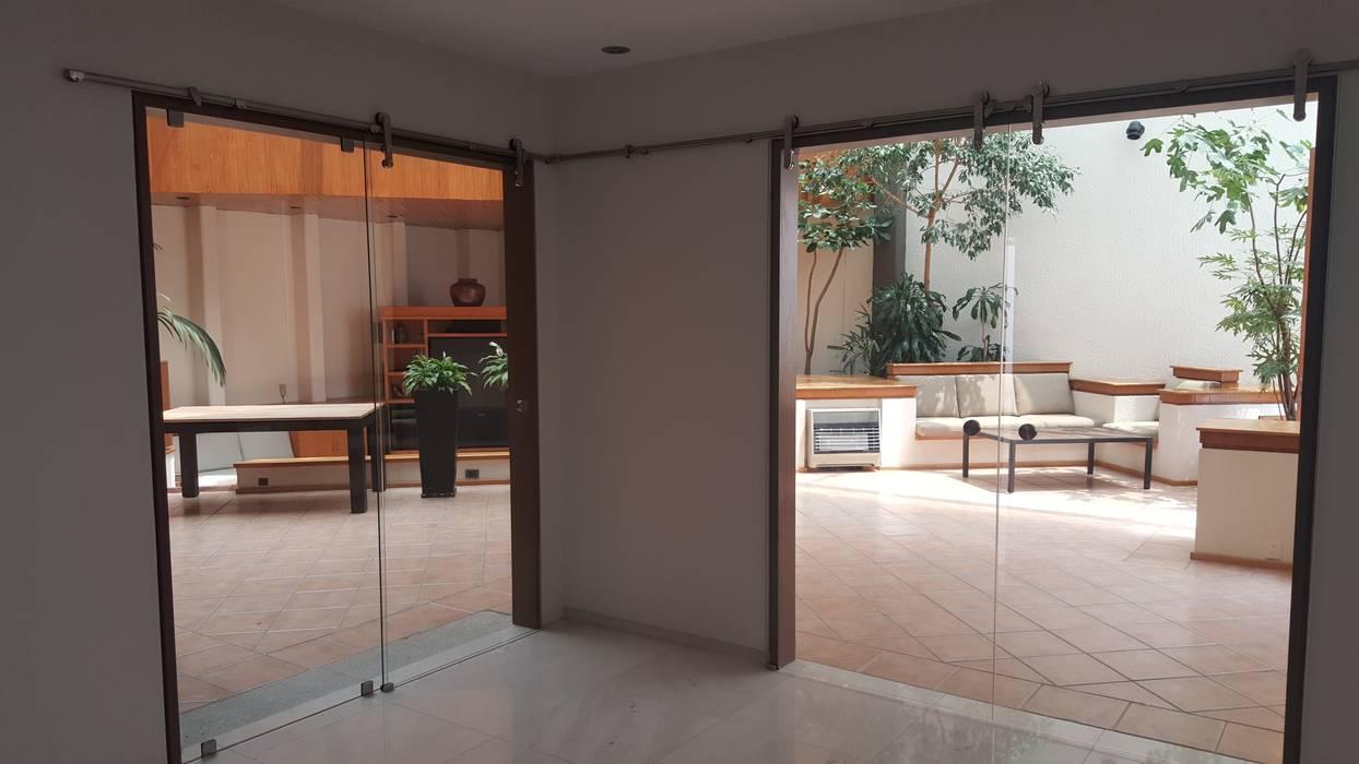 Merkalum Glass doors Glass Transparent