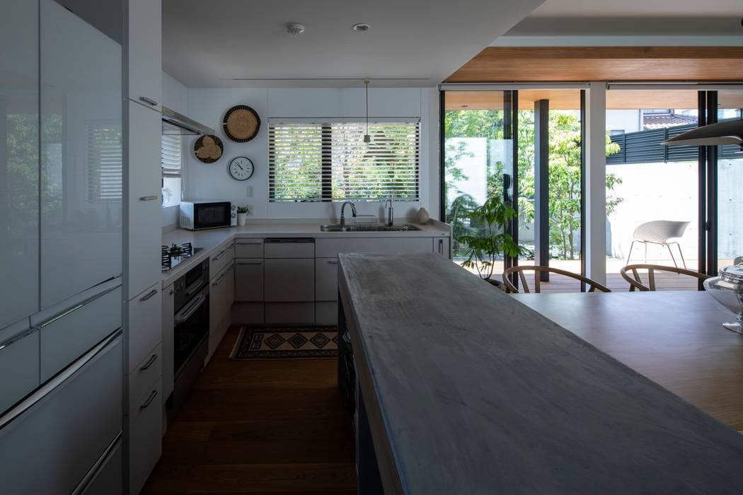 有限会社アルキプラス建築事務所 Kitchen