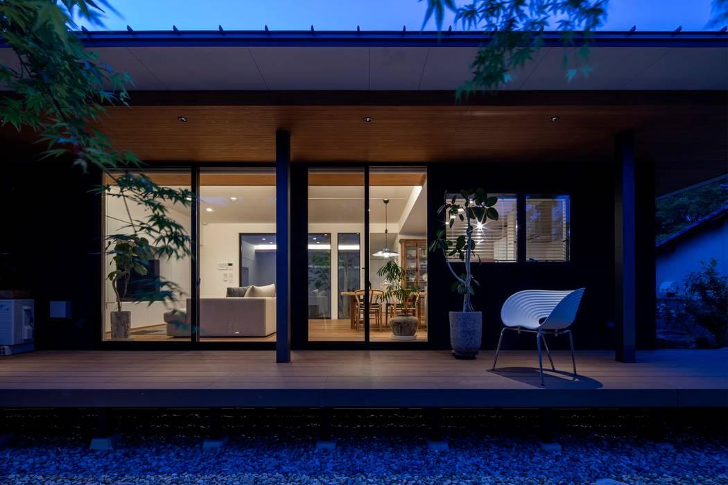 有限会社アルキプラス建築事務所 Asian style houses