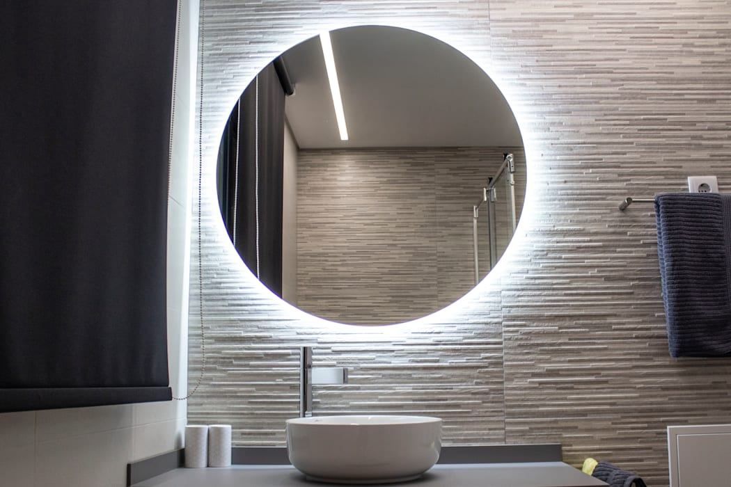 Plan-C Technologies Lda Modern Bathroom