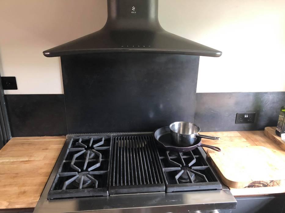 STAAC Cucinino Metallo Nero