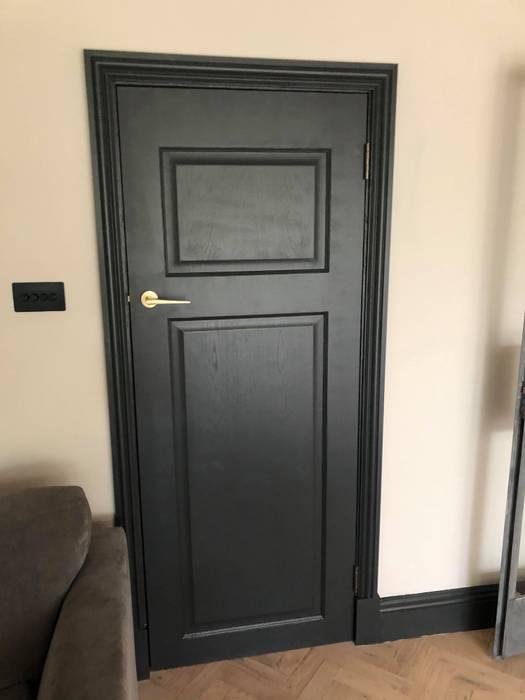 STAAC Porte interne Legno Blu