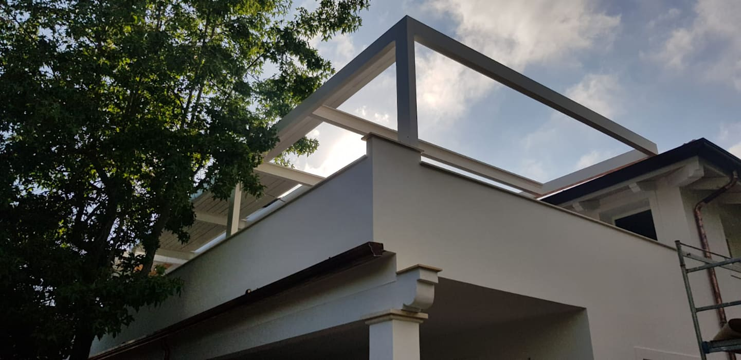 unica living design Lean-to roof