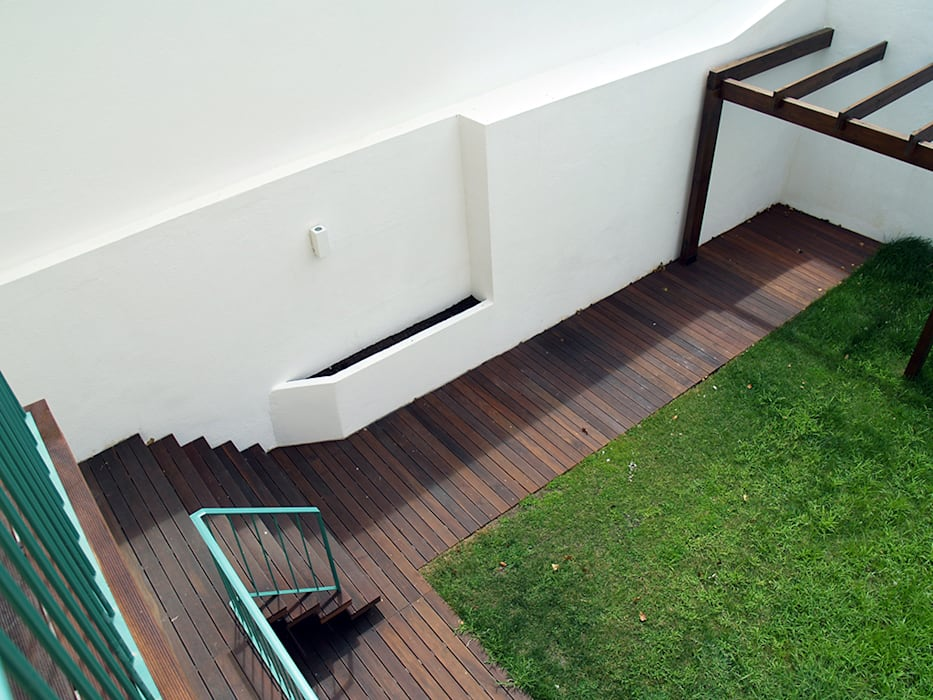 Oficina de Arquitectura Floors Solid Wood Wood effect