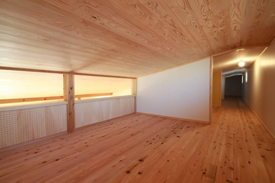 コブシの家 田村建築設計工房 フローリング