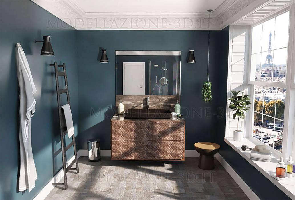 Alessandro Chessa 浴室