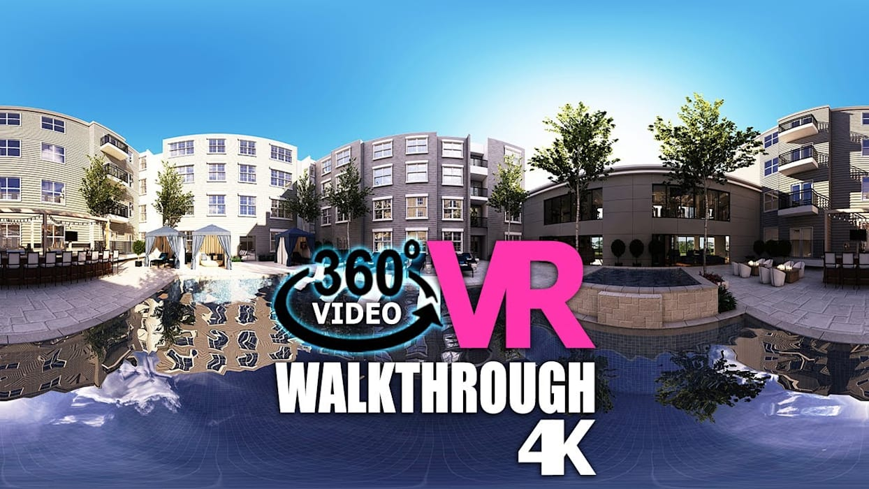360 Degree Walkthrough Animation, Virtual Tour by virtual reality studio - Houston, Texas Yantram Architectural Design Studio Lantai