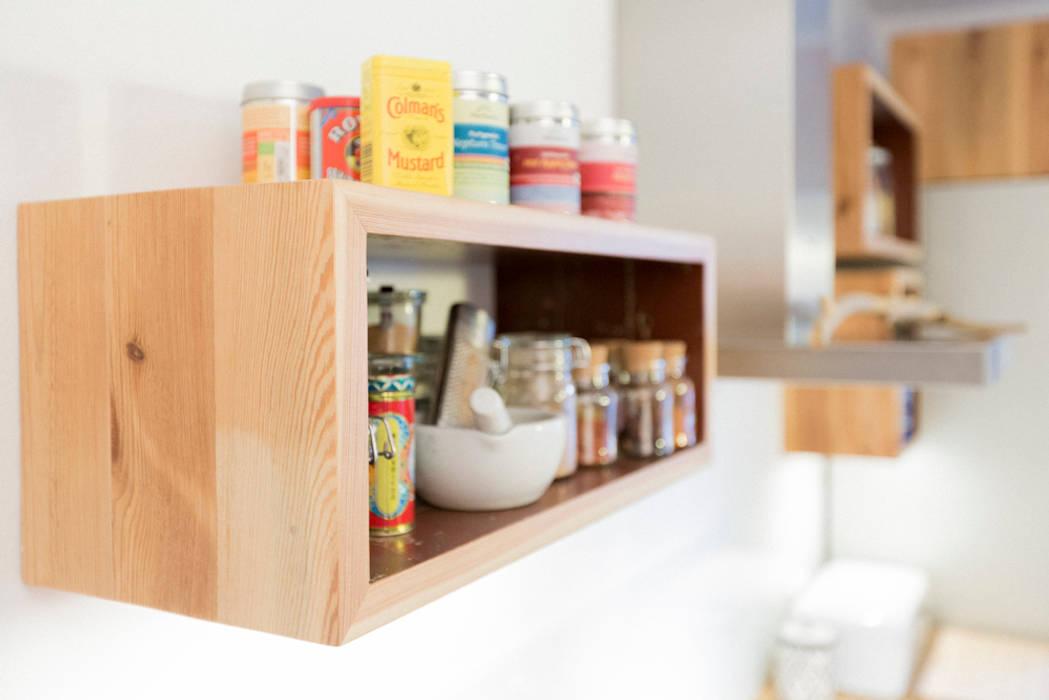 LS/Spaces Muebles de cocinas Madera
