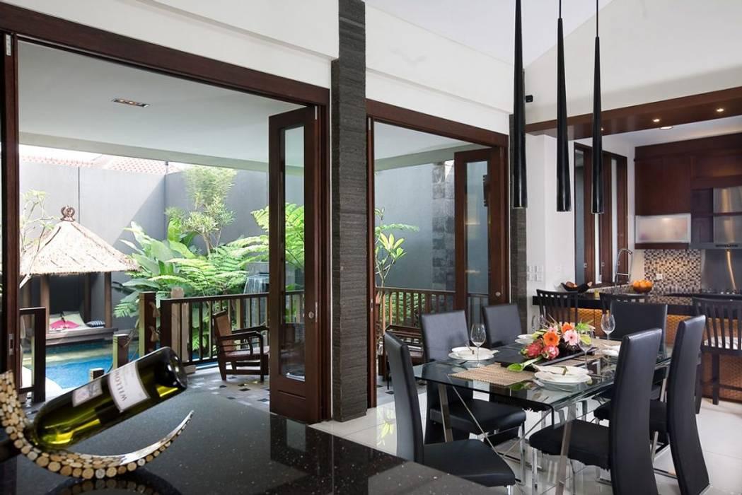 BM Residence BAMA Ruang Makan Modern