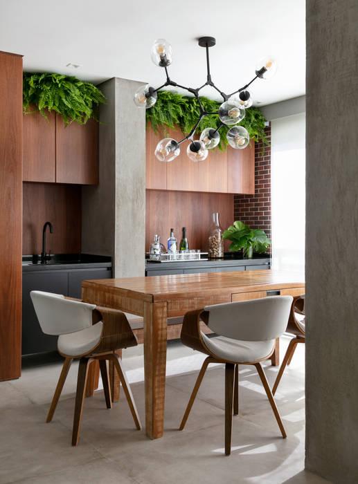 DCC by Next arquitetura Ruang Makan Modern