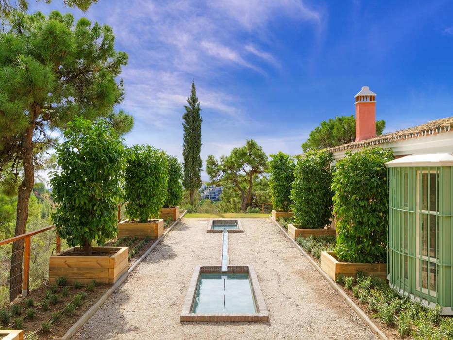 Quark Arquitectura Rumah Gaya Mediteran