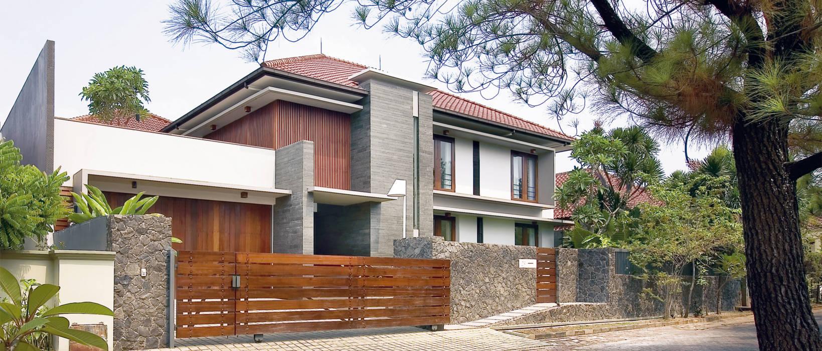 Villa Melati Mas BAMA Rumah Tropis