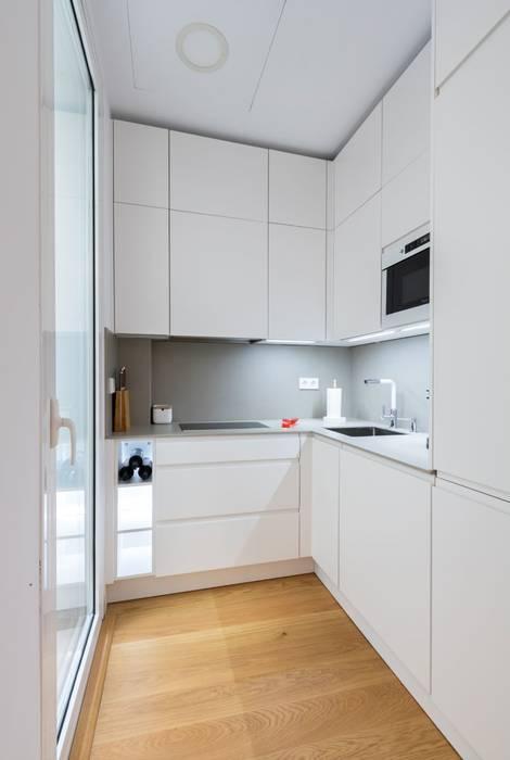 Kouch & Boulé Built-in kitchens