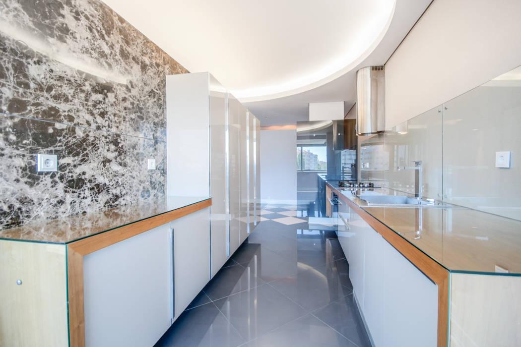 OTHERSIDE ARCHITECTS Unit dapur
